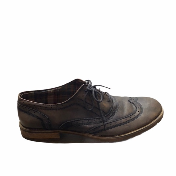 Bed Stu  Lace up Leather Oxford 12